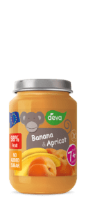 fruit baby food with no added sugar