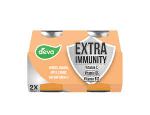immunity booster drink and omega 3